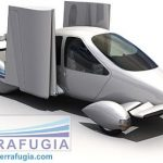 Terrafugia Transition: el automovil volador